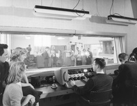 Angell Hall TV Studio 1951