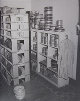 Film Storage Racks, 1950s