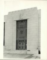 Extension Service building in Detroit