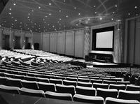 Rackham's first floor auditorium, 28 March 1938