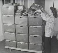 Film Shipment, 1950s