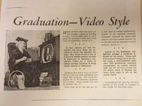 Televised Class Graduation Story, 1951